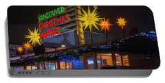 Vancouver Christmas Market  Portable Battery Charger