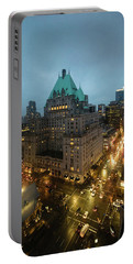 Vancouver Nocturne Portable Battery Charger