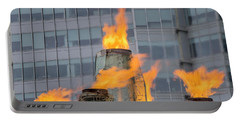 Vancouver Olympic Cauldron 2 Portable Battery Charger