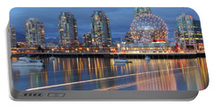 Vancouver Science World Portable Battery Charger
