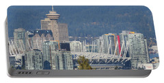 Vancouver Stadium Portable Battery Charger
