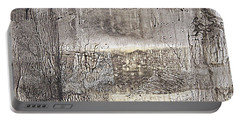 Vanished Landscapes Portable Battery Charger by Nancy Kane Chapman