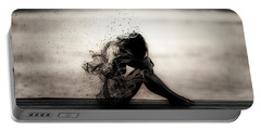 Vapours Of Sadness Portable Battery Charger