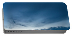 Portable Battery Charger featuring the photograph Variations Of Sunsets At Gulf Of Bothnia 4 by Jouko Lehto