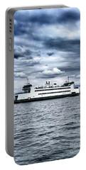 Vashon Island Ferry Portable Battery Charger