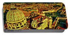 Vatican City Rome Italy Portable Battery Charger