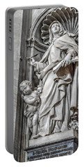 Vatican Statue Portable Battery Charger