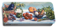 Veggies  Portable Battery Charger