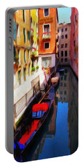 Venetian Canal Portable Battery Charger