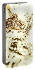 Venetian Crystal Style Portable Battery Charger