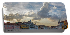 Portable Battery Charger featuring the photograph Venetian Sky by Jean Haynes