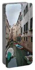 Venetian View II Portable Battery Charger by Yuri Santin