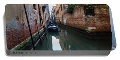 Venetian View IIi Portable Battery Charger by Yuri Santin