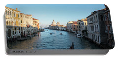 Venetian View  Portable Battery Charger