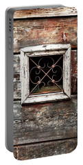 Venetian Window Portable Battery Charger