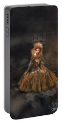 Portable Battery Charger featuring the photograph Veneziana D'oro I by Jack Torcello