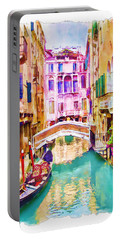 Venice Canal 2 Portable Battery Charger