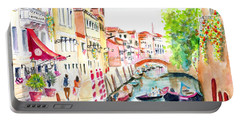 Venice Canal Boscolo Venezia Portable Battery Charger