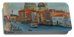 Venice Grand Canal I Portable Battery Charger