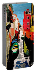 Venice Italy  Portable Battery Charger
