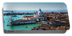 Venice Portable Battery Charger by M G Whittingham
