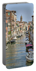 Venice Scene Portable Battery Charger