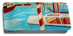 Venice Travel By Boat Portable Battery Charger