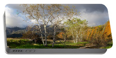 Ventura River Preserve Winter 2017 Portable Battery Charger