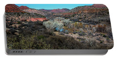 Verde Canyon Oasis Portable Battery Charger