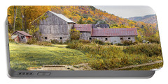 Vermont Barn Portable Battery Charger