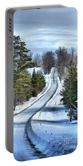 Vermont Country Landscape Portable Battery Charger