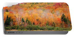 Vermont Foliage Portable Battery Charger