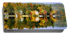 Vermont Reflections Portable Battery Charger