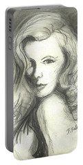 Veronica Lake Portable Battery Charger