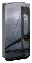 Verrazano Bridge Portable Battery Charger