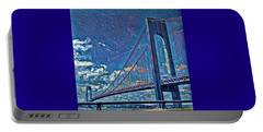 Verrazano Bridge Portable Battery Charger