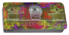 Versace Perfumes Portable Battery Charger