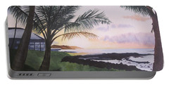 Kauai Sunrise Portable Battery Charger