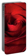Vertical Rose Portable Battery Charger