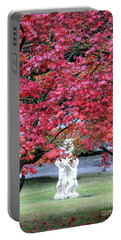 Vibrant Autunno Italiano Portable Battery Charger by Jennie Breeze