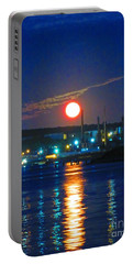 Vibrant Super Moon Portable Battery Charger