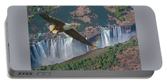 Victoria Falls Portable Battery Charger