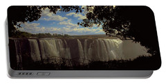 Victoria Falls, Zimbabwe Portable Battery Charger