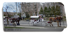 Victoria Horse Carriages Portable Battery Charger