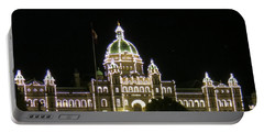 Victoria Legislative Buildings Portable Battery Charger