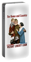 Victory Liberty Loan - World War One  Portable Battery Charger