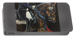 Victory Ride Portable Battery Charger by Stephanie Come-Ryker