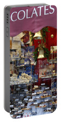 Vienna Chocolatier Shop Portable Battery Charger