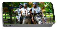 Viet Nam Memorial Portable Battery Charger