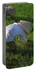Vietnam Paddy Fields Portable Battery Charger